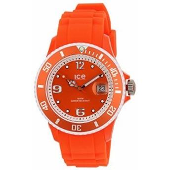 【当店1年保証】アイスウォッチIce-Watch Sunshine Orange Dial Silicone Strap Unisex Watch Sun.NO