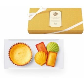 ギフト プレゼント スイーツ ギフト 焼き菓子 手土産 挨拶 贈答 手土産 チーズケーキと焼菓子セット ソレイユ(チーズケーキ&アソート)