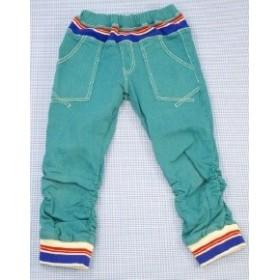 クリフメイヤー KRIFF MAYER パンツ 長ズボン 140cm 緑系 ボトムス 男の子 キッズ ジュニア 子供服 通販 買い取り