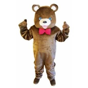 【本格きぐるみ】『くま・スーツ』 本格的 コスチューム クマ・熊・動物・アニマル 動物園 集客 子供受け 【送料無料(代引手数料別)】