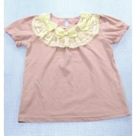 マザウェイズ motherways Tシャツ 140cm 女の子 ジュニア 子供服 140B70265