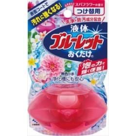小林製薬 液体ブルーレットおくだけつけ替 スパフラワー(70ML) × 12個
