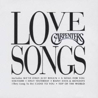 カーペンターズ/青春の輝き・ベスト2~ラヴ・ソングス 【CD】