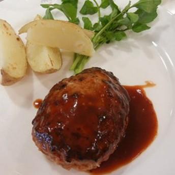 自然の里レストラン「NaviRe」淡路産焦がし玉葱のハンバーク゛ 送料無料 お取り寄せグルメ