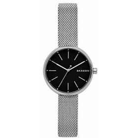 【当店1年保証】スカーゲンSkagen  Women's  SKW2596 Signatur Steel-Mesh Watch