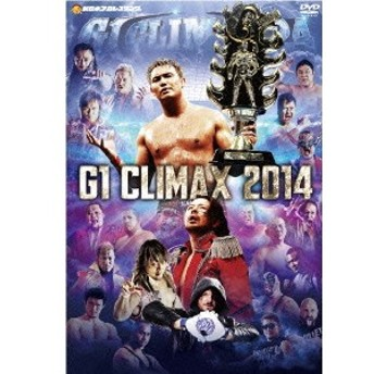 G1 CLIMAX 2014 【DVD】