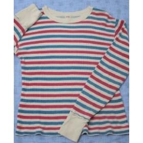 ワークワーク WORK WORK 長袖Tシャツ  サイズM 160cm 女の子 ジュニア