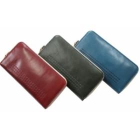 8171f0b0e8a2 青木鞄 GALLERIA Prato ガレリア・プラート メンズ ラウンドファスナー長財布 2228 AOKI