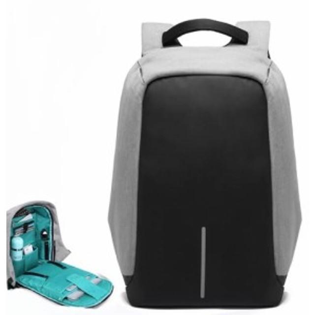 699833e138da ビジネスリュック 立体収納 ビジネスバッグ USB充電 メンズ 鞄 男性 通勤 出張 リュックサック 革