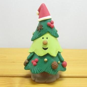 デコレ コンコンブル 森のクリスマス ウインターフォレスト 木の実ツリー DECOLE concombre Winter forest 雑貨 クリスマスツリー