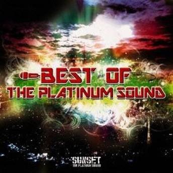 SUNSET the platinum sound/BEST OF THE PLATINUM SOUND 【CD】