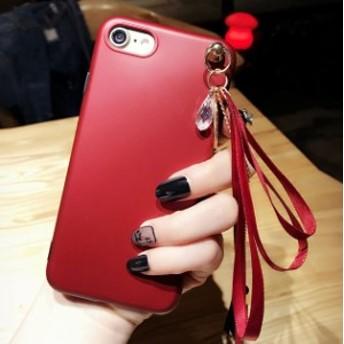iphone6s Plus/iPhone6 Plus/iPhone7 Plus/iPhone7/iPhone8 Plus/iPhone8ケースリボンタッセルケース【wn333】