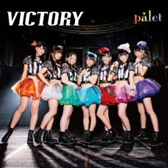 palet/VICTORY《Type-A》 【CD+DVD】