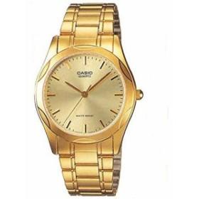 【当店1年保証】カシオCasio Men's Steel watch #MTP-1275G