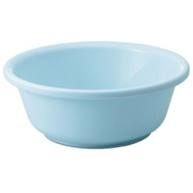 リス GREL213 H&H 湯桶 (脚ゴム付き)(ブルー)HOME&HOME[GREL213]【返品種別A】