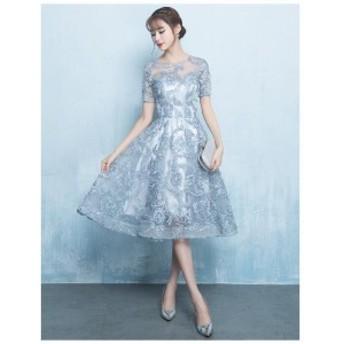 エレガントプリンセスラインゴージャスウェディングドレス結婚式 花嫁 ハイエンド 披露宴 二次会 演奏会透かし彫り