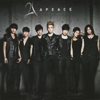 Apeace/Apeace《限定盤/ONYX ver.》 (初回限定) 【CD+DVD】