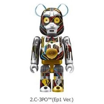 ベアブリック スターウォーズ 2 C-3PO EP1 Ver.