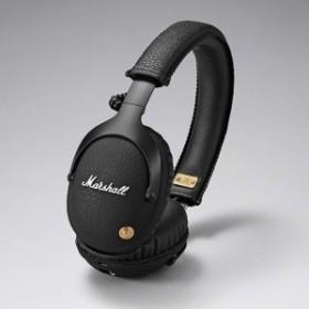 マーシャル ZMH-04091743 Bluetooth対応 ダイナミック密閉型ヘッドホン(ブラック)Monitor Bluetooth Black[ZMH04091743]【返品種別A】