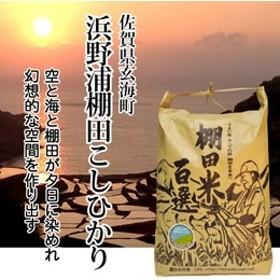 【松本ファーム】浜野浦棚田こしひかり 3kg