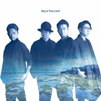 Sky's The Limit/Mellow but Funky (初回限定) 【CD+DVD】