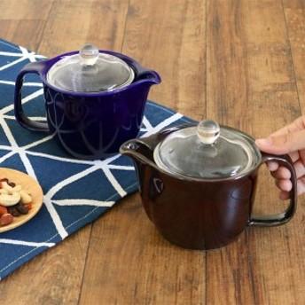 ポット 600ml コロント 日本製 ( 茶漉し付 陶器 電子レンジ対応 食洗機対応 ティーカップ ポット 急須 茶漉し オシャレ )