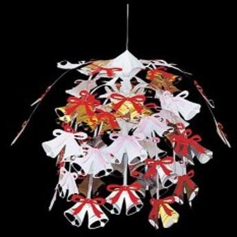 クリスマス装飾 飾り付け 小物 クリスマス装飾 飾り付け 小物 クリスマスシャンデリア(5) [DECH6657]