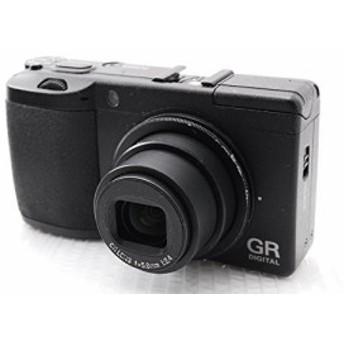 【中古 保証付 送料無料】RICOH デジタルカメラ GR DIGITALII 1000万画素