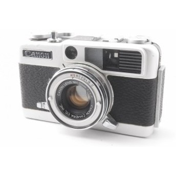 【中古 保証付 送料無料】Canon Demi EE17
