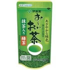 【最大39%還元】BIGバーゲン対象 (業務用90セット)伊藤園 おーいお茶 抹茶入り緑茶 100g/袋 [×90セット]