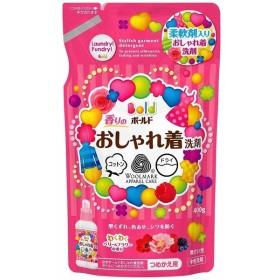 P&G・ジャパン P&G ボールド 洗濯洗剤 香りのおしゃれ着洗剤 詰替用 400g