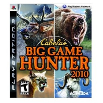 Cabela's Big Game Hunter 2010 (輸入版) - PS3 中古 良品