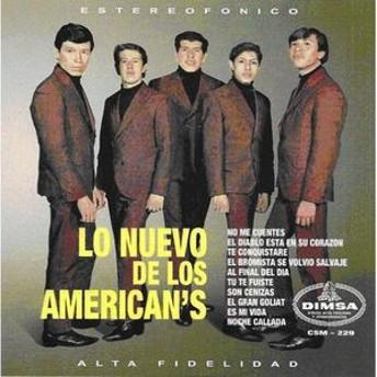 American's / Lo Nuevo De Los American's(輸入盤CD)(アメリカンズ)