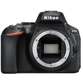 Nikon デジタル一眼レフカメラ D5600 ボディー ブラック D5600BK 中古 良品