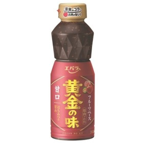 エバラ食品工業 エバラ 黄金の味 甘口 360g