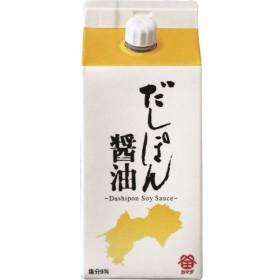 鎌田醤油 だしぽん醤油 200ml