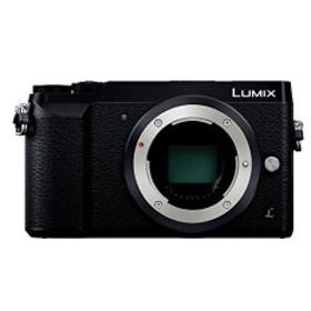 Panasonic ミラーレス一眼カメラ ルミックス GX7MK2 ボディ ブラック DMC-GX7MK2-K 中古 良品