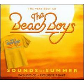 Beach Boys / Sounds Of Summer: Celebration Merch Set (w/LARGE T-SHIRT) (輸入盤CD)