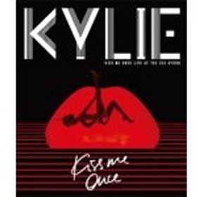 KISS ME ONCE LIVE AT THE SSE HYDRO(2CD+BD)【輸入盤】▼/KYLIE MINOGUE[CD+Blu-ray]【返品種別A】
