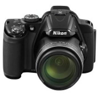 Nikon デジタルカメラ COOLPIX P520 光学42倍ズーム バリアングル液晶 ブラック P520BK 中古 良品