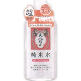 リアル 純米美人ぬか 純米水特にしっとり化粧水