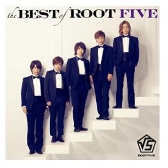 the BEST of ROOT FIVE(2CD+DVD)(メモリアル盤) 中古 良品 CD