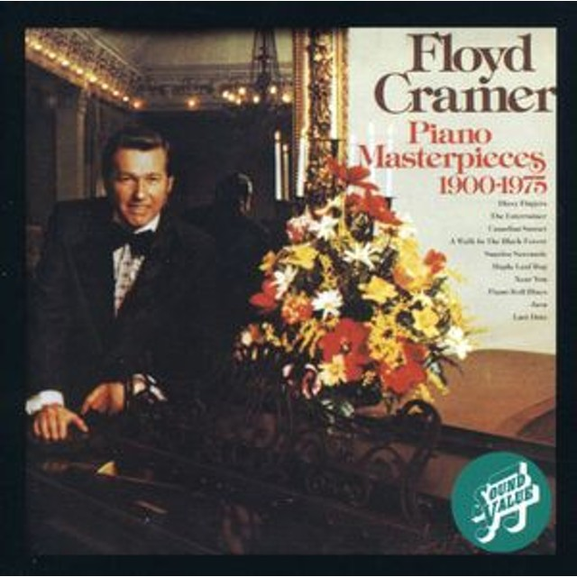 Floyd Cramer / Piano Masterpieces (輸入盤CD)(フロイド・クレーマー)