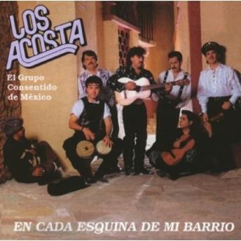 ACOSTA / EN CADA ESQUINA DE MI BARRIO (輸入盤CD) (アコスタ)