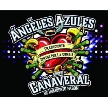 Angeles Azules/Grupo Canaveral / En Concierto Juntos Por La Cumbia (輸入盤CD)