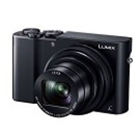 Panasonic コンパクトデジタルカメラ ルミックス TX1 光学10倍 ブラック DMC-TX1-K 中古 良品