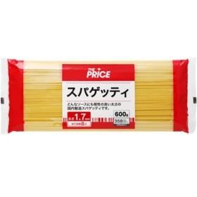 日本製粉 ザ・プライス スパゲッティ 1.7mm 600g