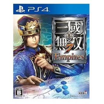 真・三國無双7 Empires - PS4 中古 良品