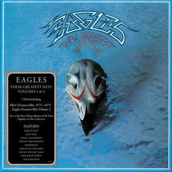 Eagles / Their Greatest Hits 1 & 2 (輸入盤CD)(イーグルス)