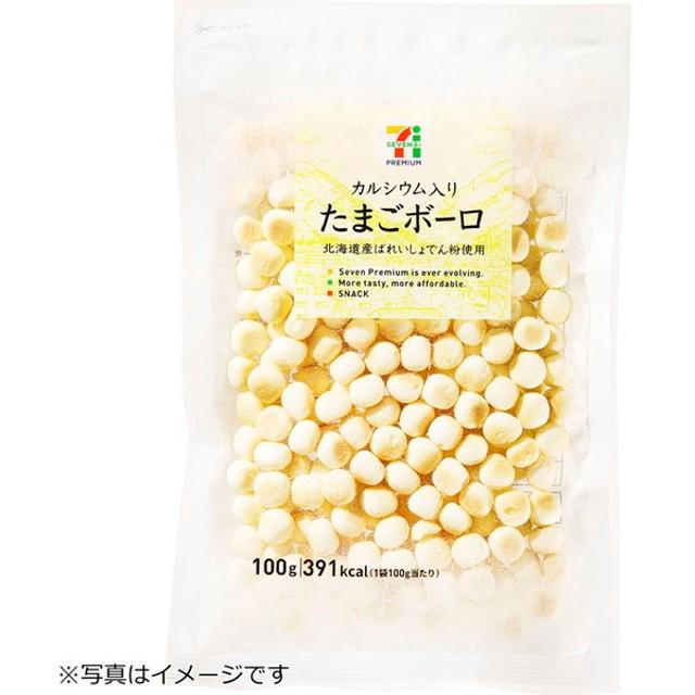 大阪前田製菓 セブンプレミアム たまごボーロ 100g